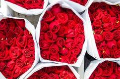 Różany bukiet Zdjęcia Royalty Free