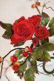 róża cukier Zdjęcie Stock