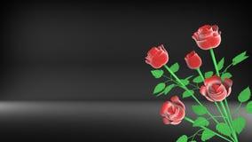róże Zdjęcie Stock