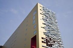 Ró moderno de Milão da arquitetura Foto de Stock Royalty Free