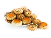 Różni smakowici ciastka Obrazy Royalty Free