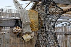 Różni typ fishnet Fotografia Stock