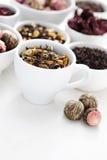 Różnorodna herbata Obraz Royalty Free