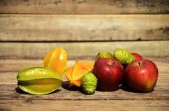 Różnorodne owoc Zdjęcia Royalty Free