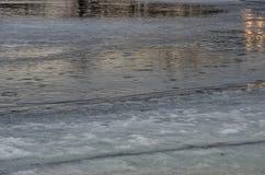 Różnorodne sceny woda Zdjęcie Stock