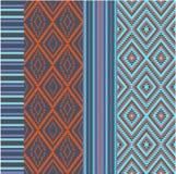 różnorodni barwioni motywy Obraz Royalty Free