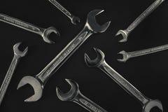 Różnorodni metali wyrwania Obraz Stock