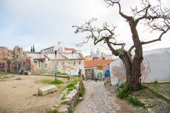 Różny Lisbon zdjęcie stock