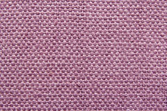 Różowa brezentowa tekstura Zdjęcie Royalty Free