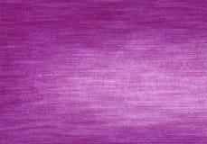 Różowa kolorów cajgów tekstura Fotografia Royalty Free