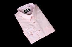 różowa koszula Obraz Stock