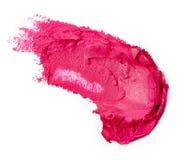 Różowa pomadka Obraz Stock