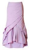 różowa spódnica Zdjęcia Stock