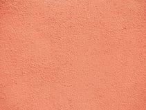 różowa sztukateryjna tekstura Zdjęcie Stock