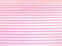 różowe fioletowe paski Obraz Stock