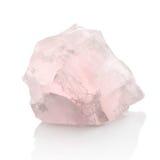 Różowe kwarc zdjęcia stock