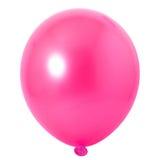 różowy ballooon Obraz Stock