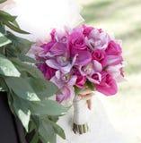Różowy bukiet Zdjęcie Royalty Free
