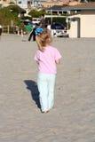 różowy dziewczyn. Zdjęcia Royalty Free