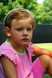 różowy dziewczyn. Zdjęcia Stock