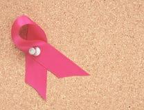 różowy faborek Zdjęcie Stock