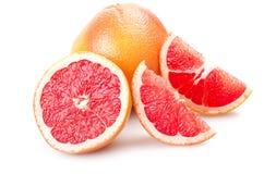 Różowy grapefruitowy Obraz Royalty Free
