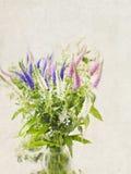 Różowy kwiatu bukiet zdjęcie royalty free