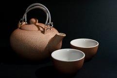 różowy teapot Obraz Stock