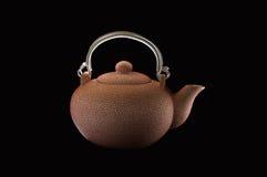 różowy teapot Obrazy Stock