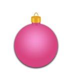 Różowy Wakacyjny ornament Fotografia Royalty Free