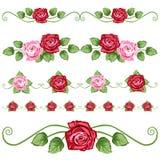 róża rocznik Obraz Stock