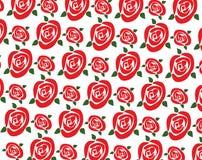 Róża wzór ilustracji