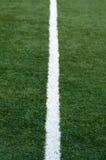 śródpolny futbol Zdjęcia Stock