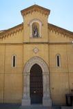 Śródziemnomorska architektura Zdjęcie Royalty Free