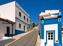 śródziemnomorska wioska Zdjęcia Stock
