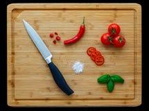 Śródziemnomorski kucharstwo Fotografia Royalty Free