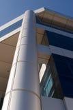 róg budynku kolumny zdjęcie royalty free