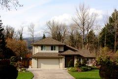 rówieśnik typowy domowy Oregon obraz stock