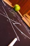 równanie szkoła Obraz Stock