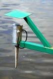 równego czujnika woda Zdjęcia Royalty Free