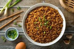 Równina Smażący Rice obrazy stock