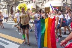 Równości wydarzenie Fotografia Stock