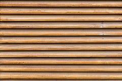 Równoległa drewniana deseczki tekstura Drewniane story jako element wystrój, obraz stock