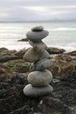 równoważenie skały Zdjęcie Stock
