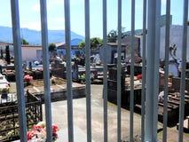 Równoważy yhe cmentarz obrazy royalty free