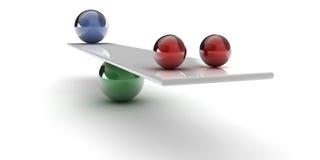 Równowaga Zdjęcie Stock