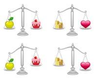 równowaga Obrazy Stock