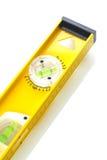 równy budowy kolor żółty Fotografia Stock