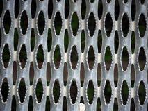 równy metal Obrazy Stock