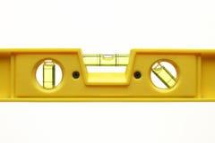 równy spirytusowy kolor żółty Zdjęcie Stock